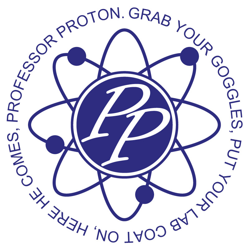 Big Bang Theory Professor Proton Designs