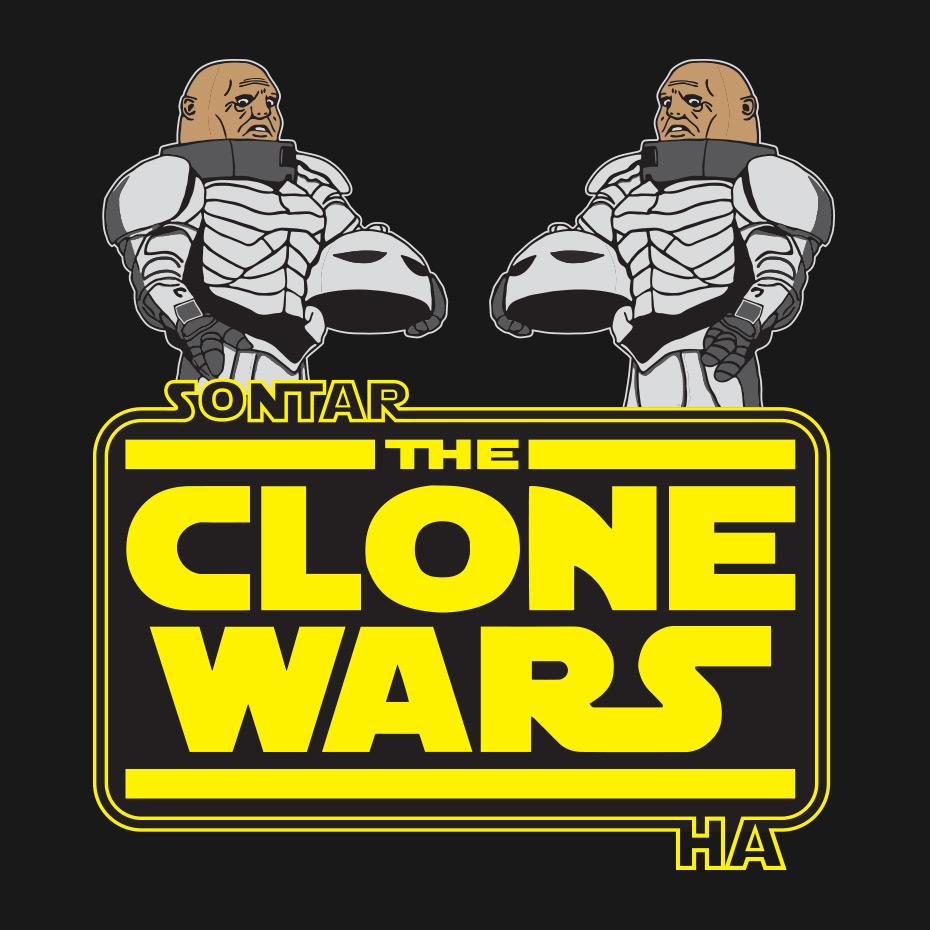 Sontaran Clone Wars