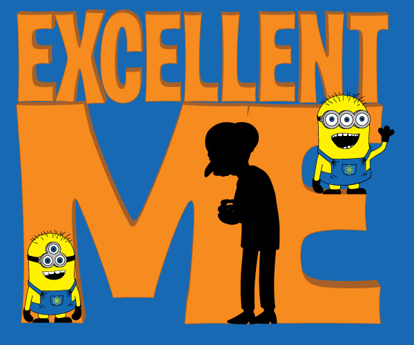 A Despicable Me / Simpsons mash up