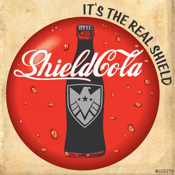 Real S.H.E.I.L.D. cola